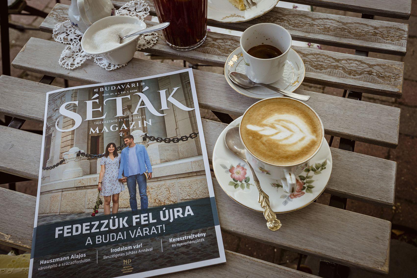 Új kulturális magazint indítottunk